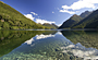 Fiordland, Lake Gunn - by Des